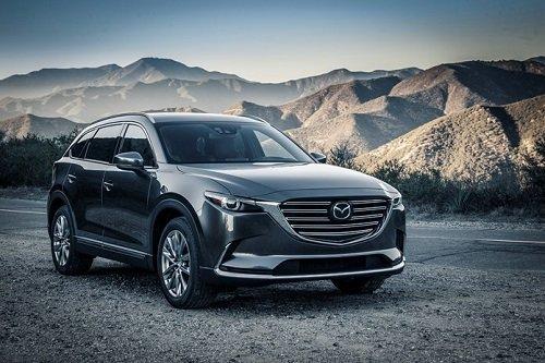 Yeni Mazda CX-9 İlk SKYACTIV Turbo Motor İle Geldi