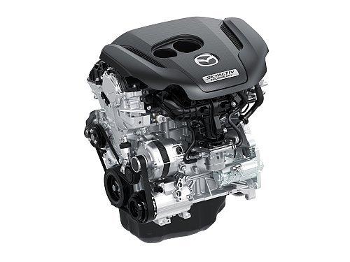 Mazda SKYACTIV 2.5T Turbo Motorun Detayları