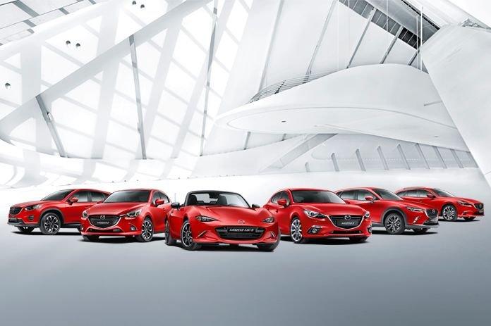 2015'te Mazda Satışları Avrupa'da %21, Türkiye'de %34 Arttı