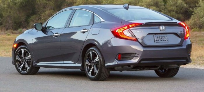 Honda Civic'in ABD'de Satışları Durduruldu.