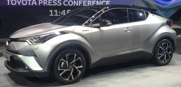 Türkiye'de Üretilecek İlk SUV Otomobil Cenevre Fuarında Yüzünü Gösterdi