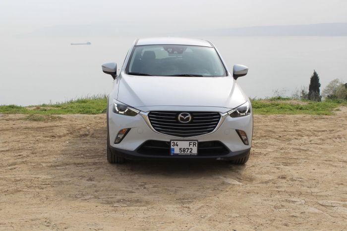 2015 Mazda CX-3 - AWD 1.5 SKYACTIV-D Dizel Power Sense