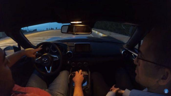 2016 Mazda MX-5 Teaser | Test Günlüğü