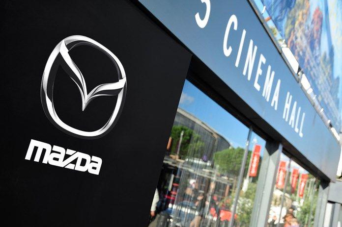 """Roma Film Festivalinin Sponsoru """"Mazda"""""""