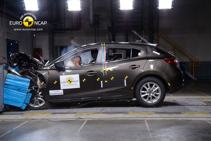 Euro NCAP ve IIHS Testlerinin Her ikisinden de Tam Puan Alan Modeller