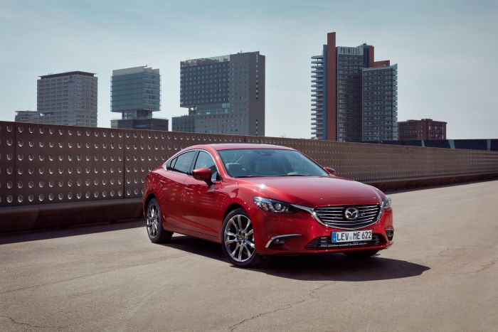 2017 Mazda 6 Eylül Sonunda Türkiye'de