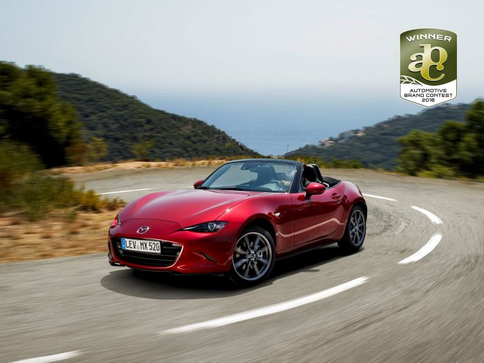 Mazda Başarıdan Başarıya Koştu!