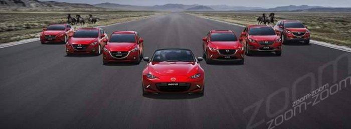 SKYACTIV Mazda Modelleri Üç Milyondan Fazla Üretildi