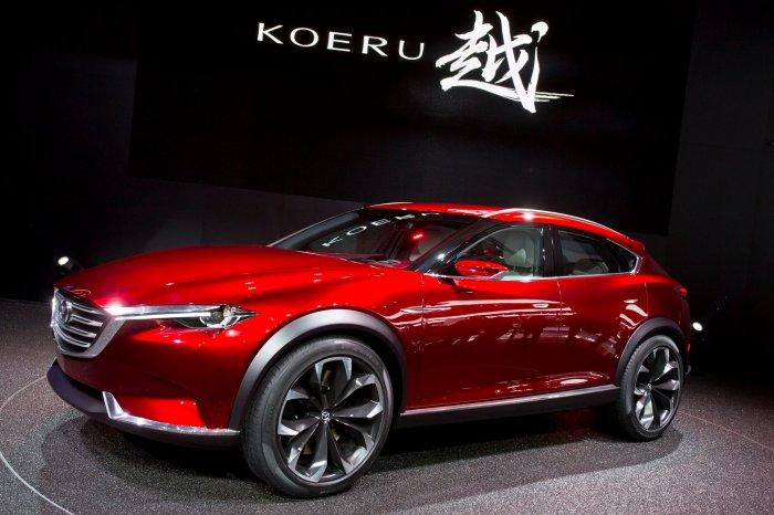 Mazda Koeru İle Yeni Bir Sayfa Açıyor