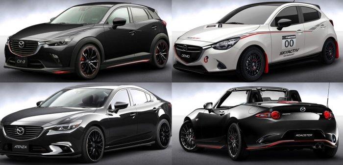 Mazda'dan 2016 Tokyo Konseptleri