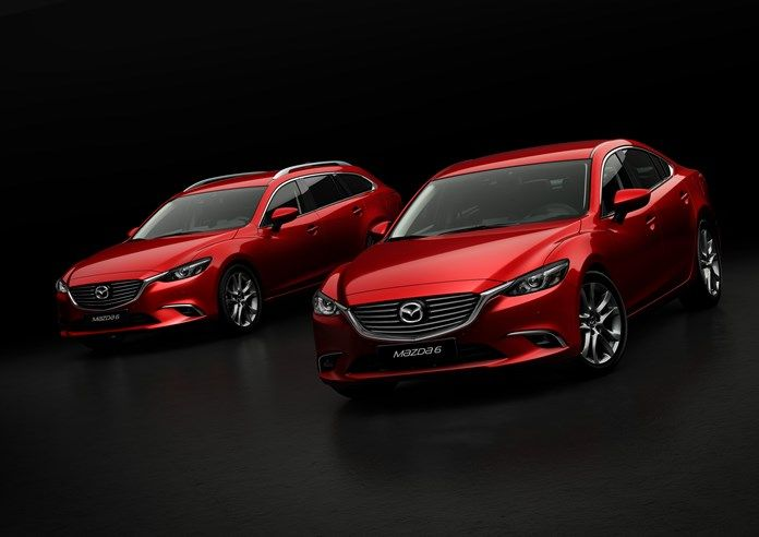 Dizel Mazda 6 Türkiye'de Satışa Sunuldu
