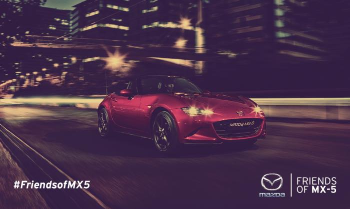 Mazda MX-5 ile New York'a Gitme Fırsatını Yakalayın