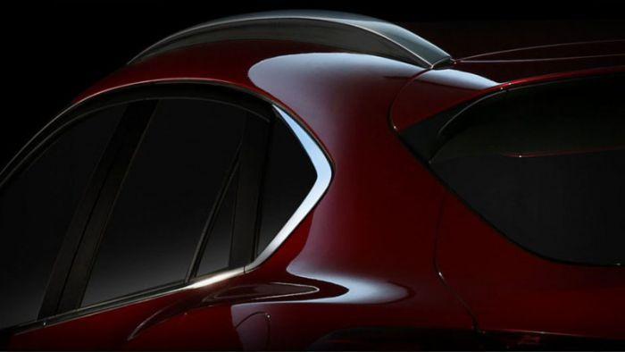 Mazda CX-4 Beijing Motor Show'da Tanıtılacak