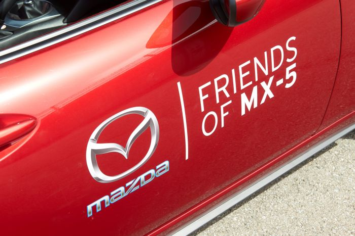 "Mazda'dan MX-5 Dostlarına Özel Program ""Friends of MX-5"""