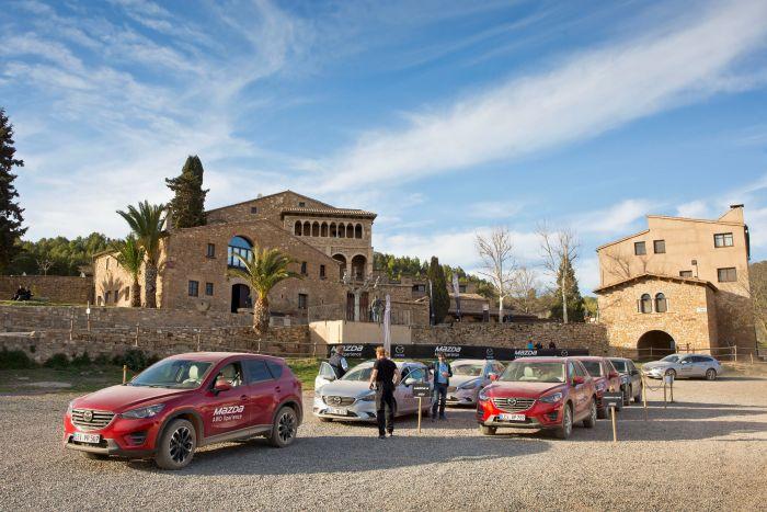 Mazda AWD Deneyimi