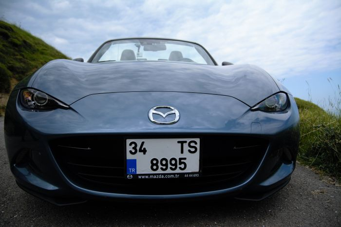 2016 Mazda MX-5 1.5L SKYACTIV-G Power Sense