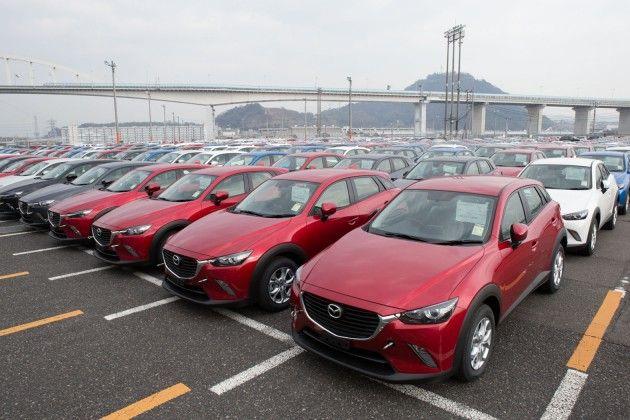 Mazda 2,3 milyon Aracını Geri Çağırıyor