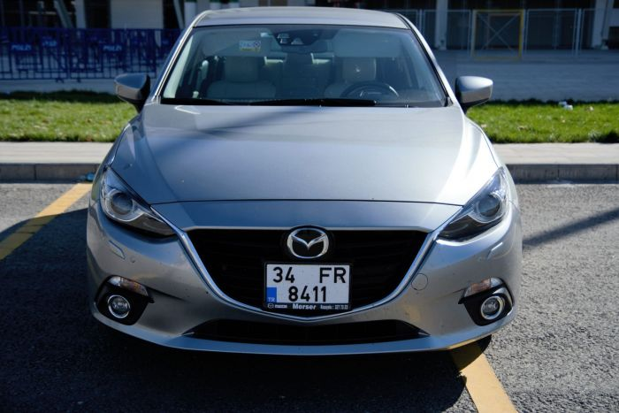 2016 Mazda 3 1.5 Dizel Otomatik - Power Sense