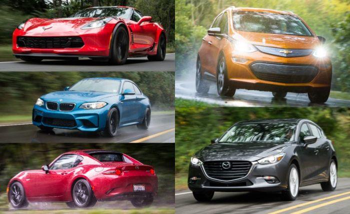 Amerika'da 2017'nin En İyi 10 Otomobili Arasında, 2 Mazda Modeli Yer Aldı