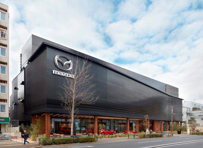 Yeni Nesil Mazda Showroomları Geliyor