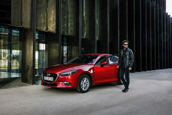 2017 Mazda 3 Satışa Sunuldu