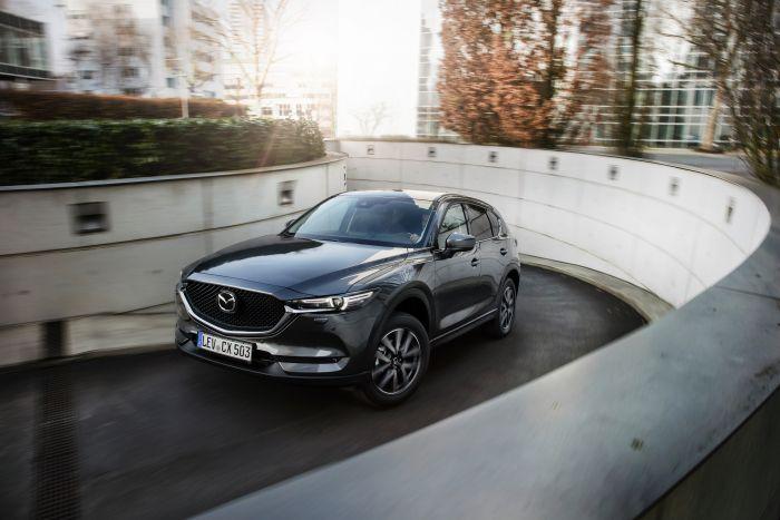 Yeni Mazda CX-5 Cenevre Motor Show'da Tanıtıldı