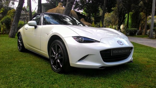 2016 Mazda MX-5 2.0 Power Sense