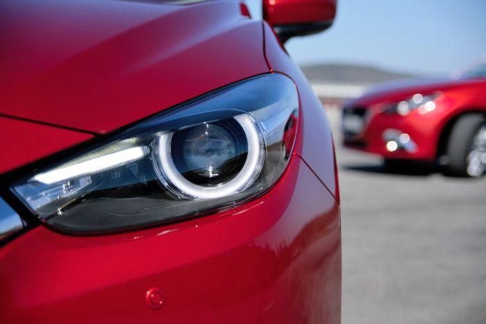 2017 Mazda 3 1.5 Benzinli Otomatik - Power Sense