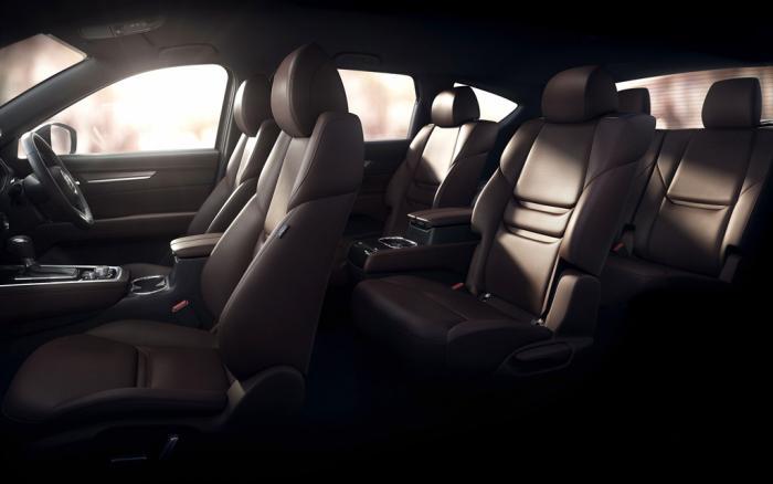 Mazda'dan Yeni SUV: Mazda CX-8