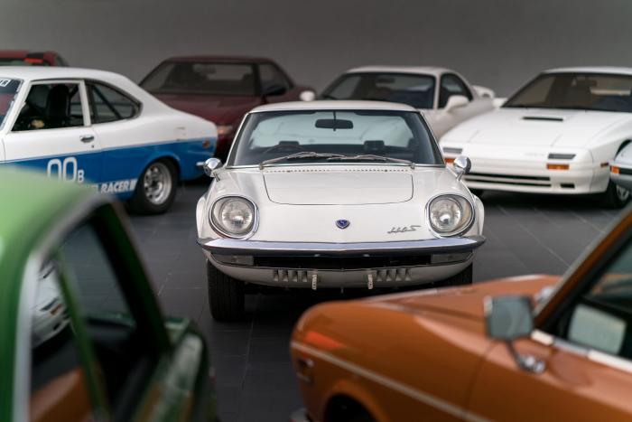50 Yıl Önce Bugün Mazda Rotary Motorlu Cosmo'yu Tanıttı