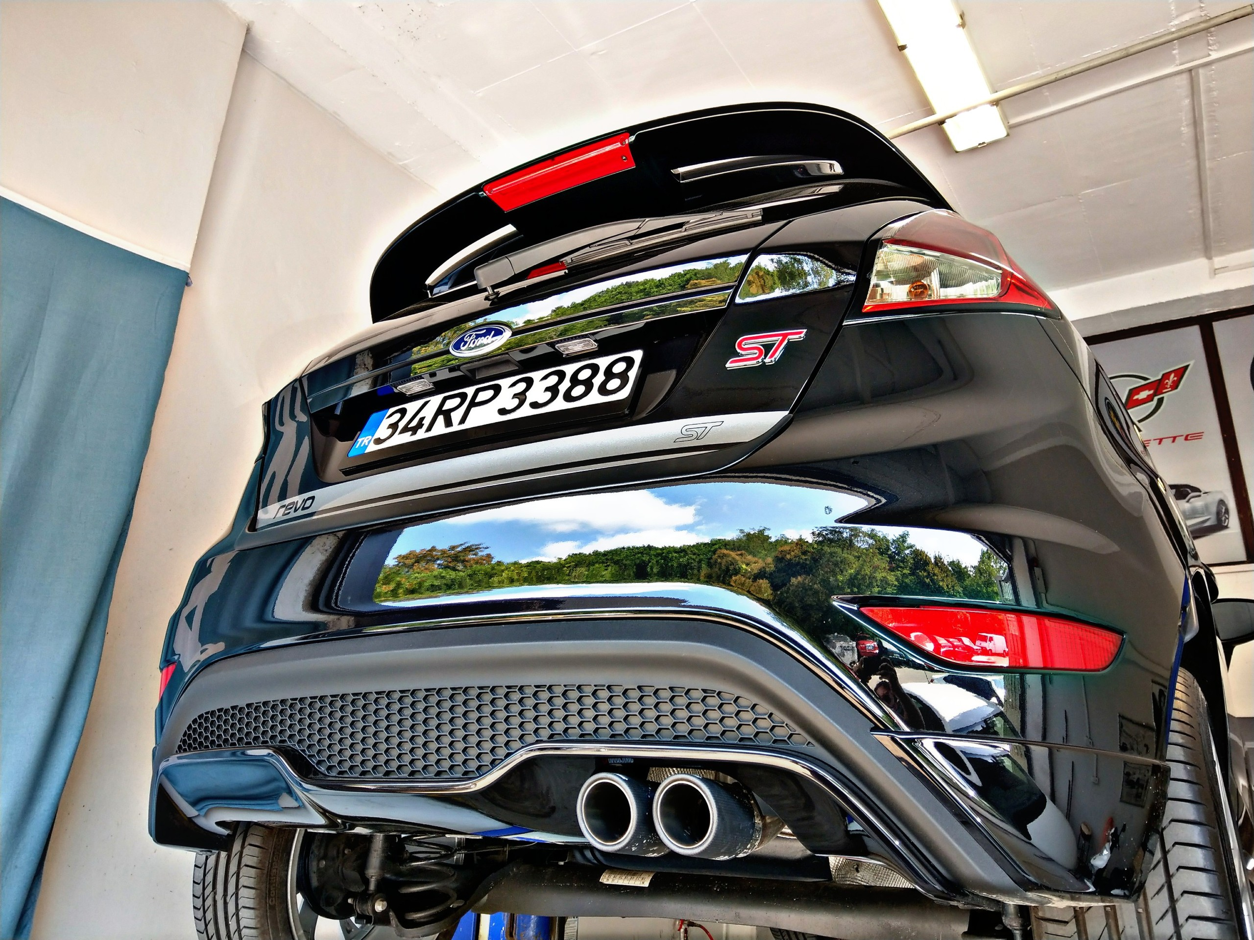 Ford Fiesta 1.0T Ecoboost Performance Upgrade Loading Complete
