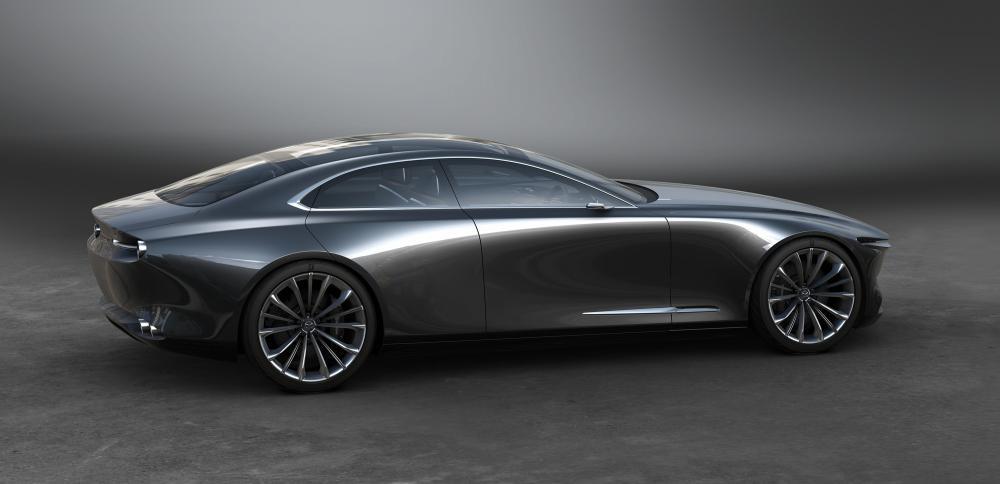 Mazda KAI CONCEPT'i ve VISION COUPE'yi Tanıttı