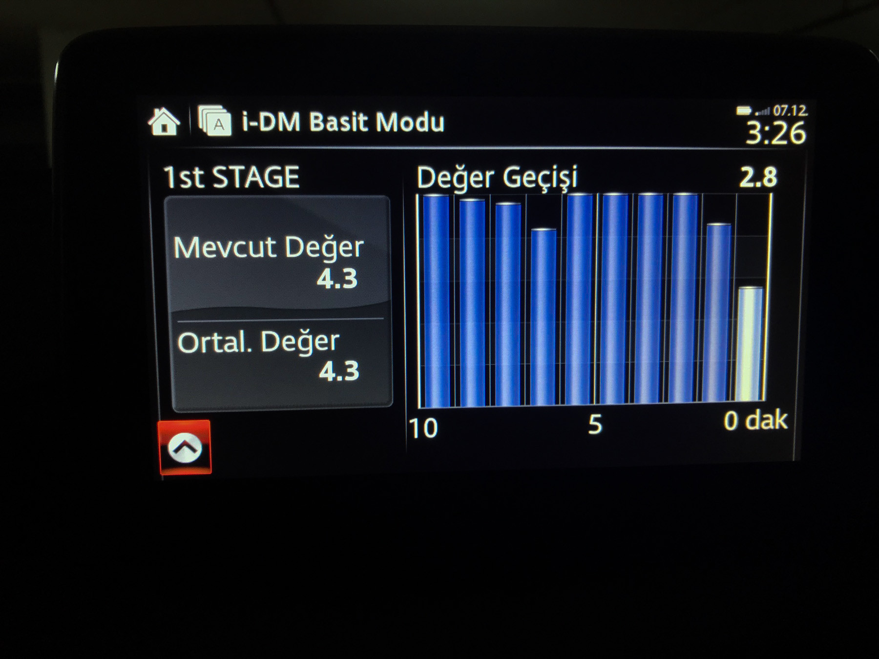 3.Nesil Mazda 3 i-DM (Intelligent Drive Master)