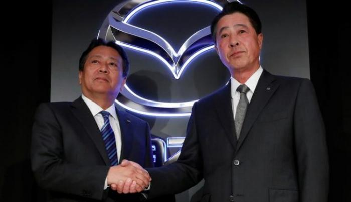 Mazda'da Ceo Değişikliği