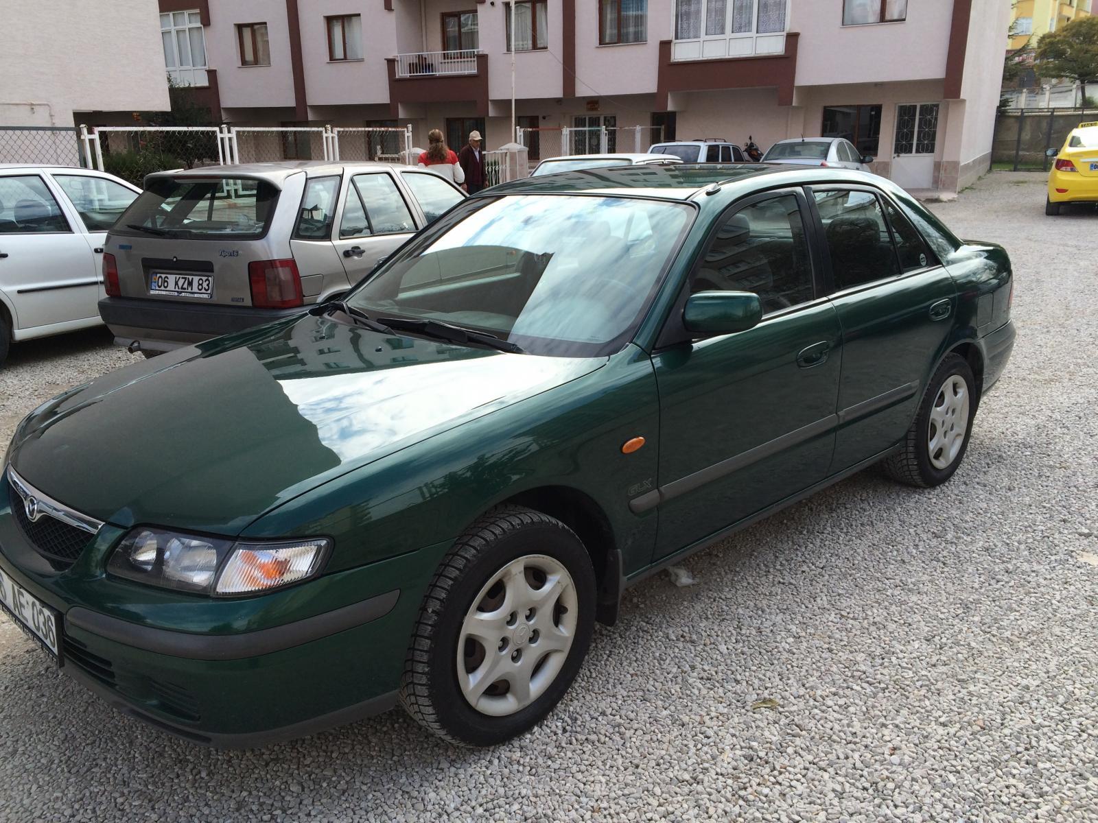 Mazda 626 (1998 Model)