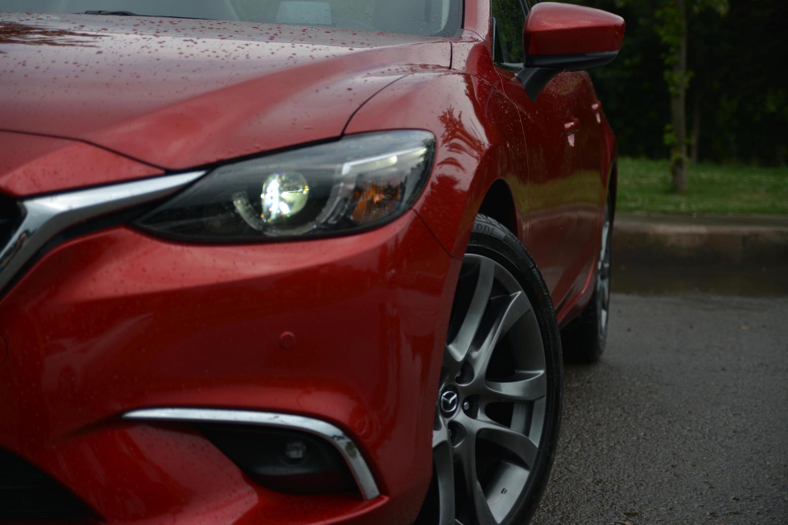 2017 Mazda6 Dış Görünüş Far