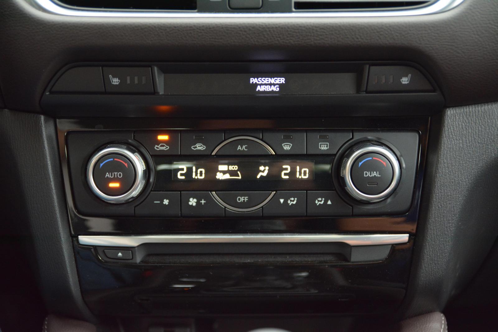2017 Mazda6 Klima