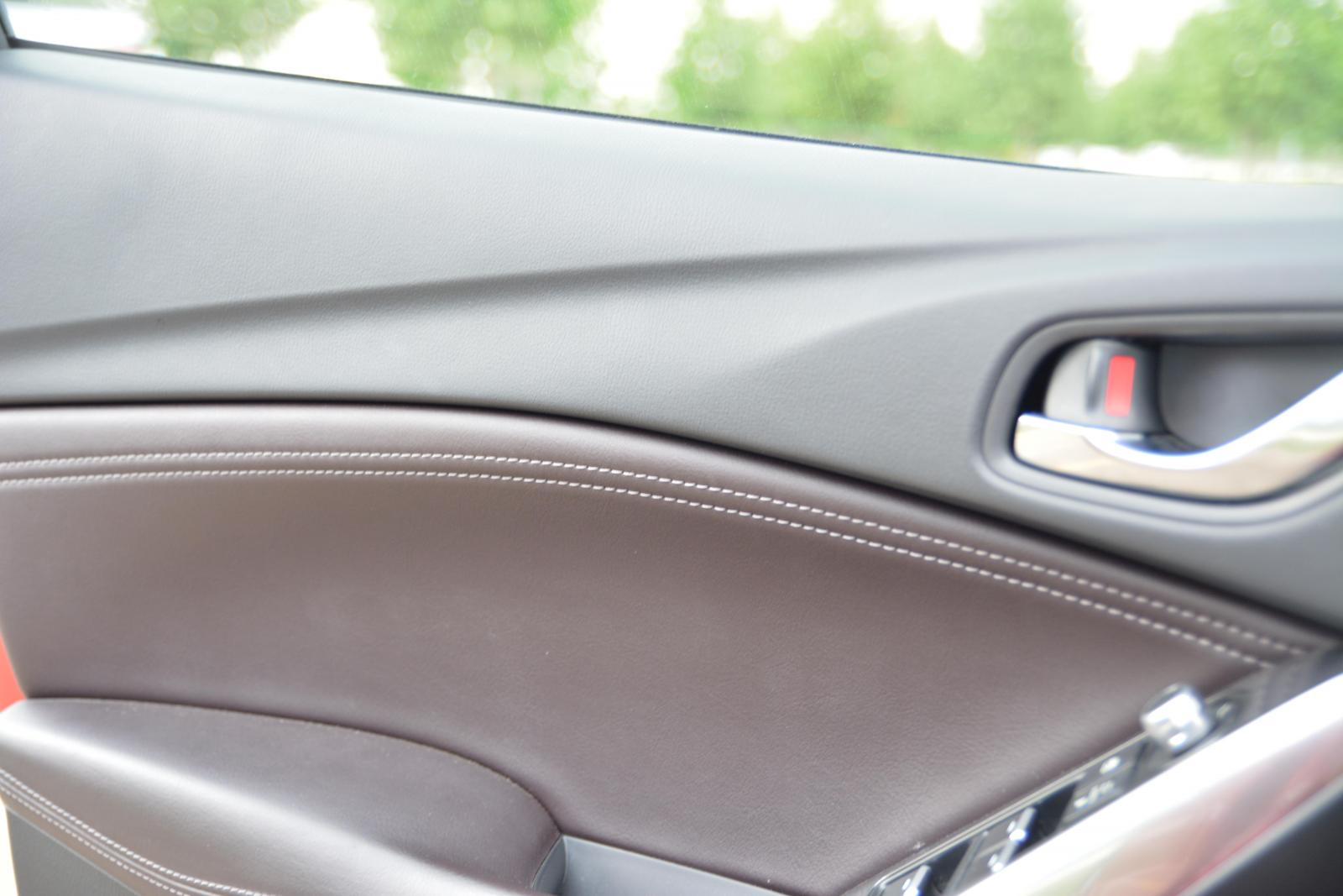 2017 Mazda6 Deri Döşeme