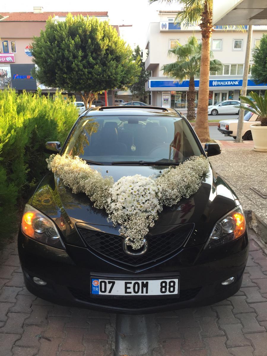 En güzel gelin arabaları Mazdadır :)