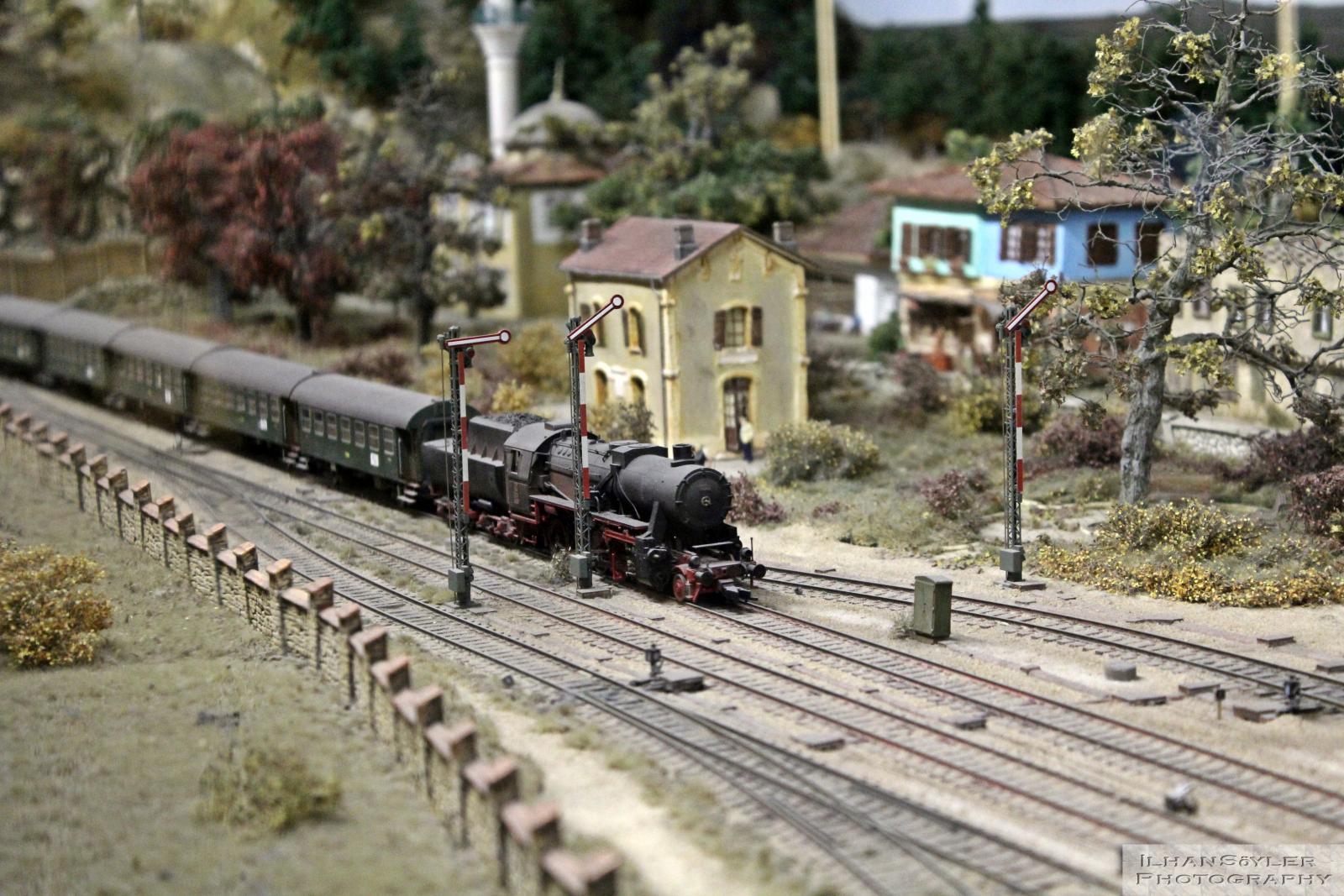 Rahmi M.Koç Selçuk Tren İstasyonu