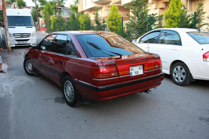 91 Model Mazda 626