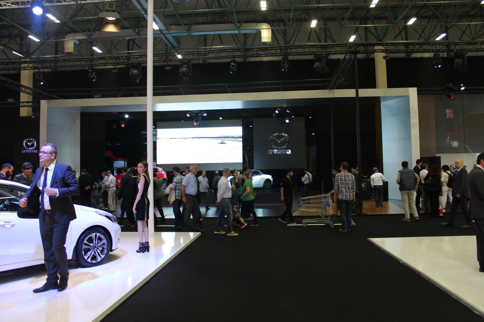 MazdaClubTR IstanbulAutoshow2015 027