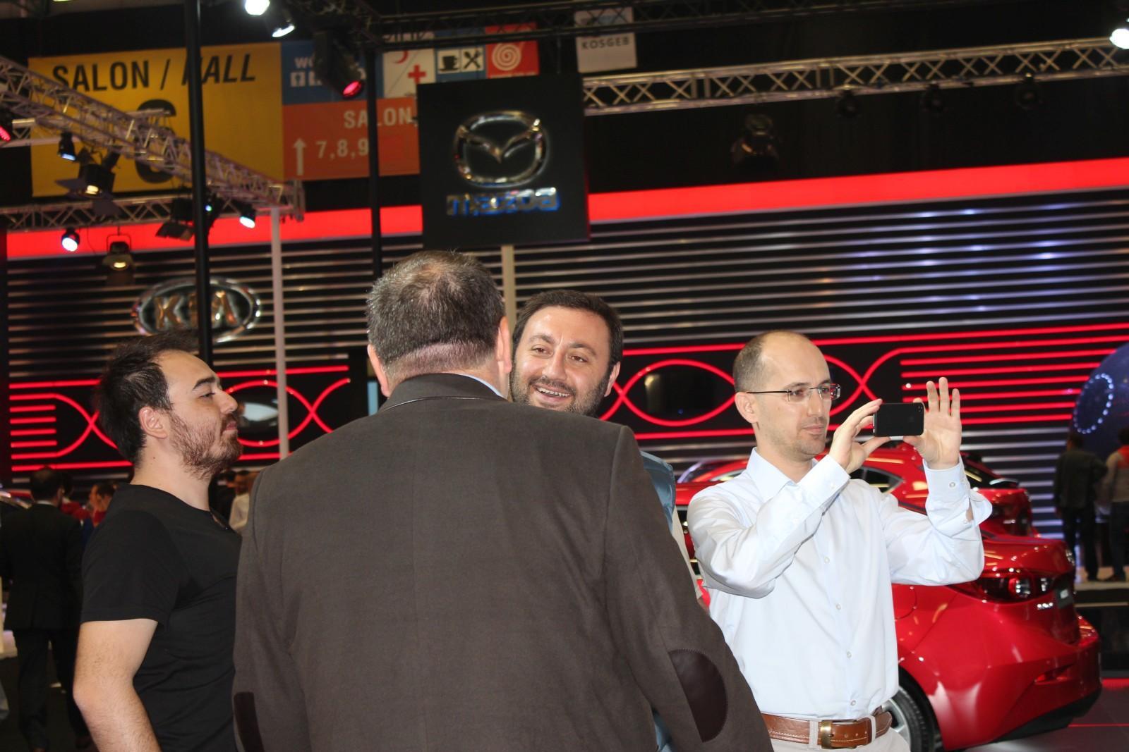 MazdaClubTR IstanbulAutoshow2015 019