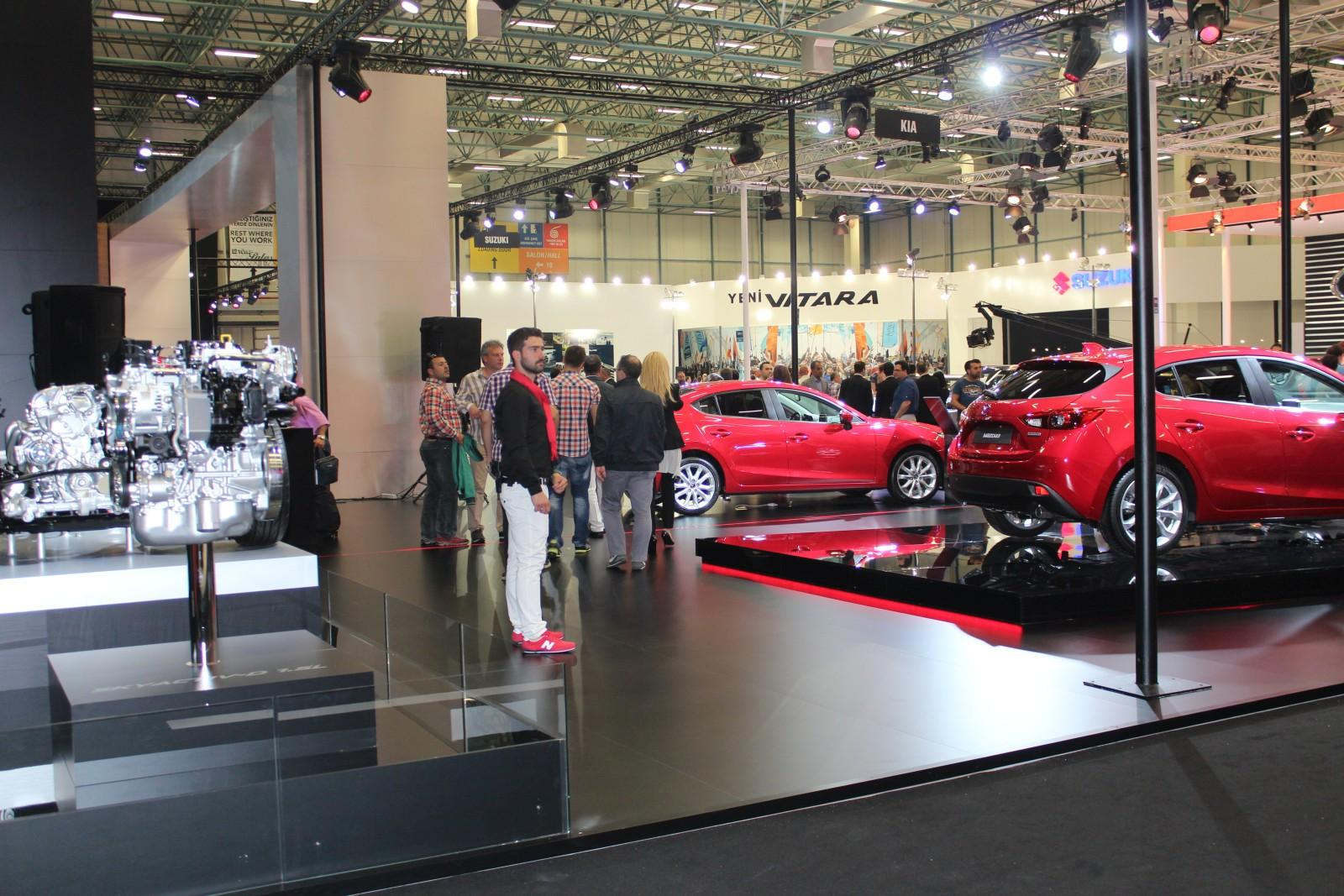 MazdaClubTR IstanbulAutoshow2015 039