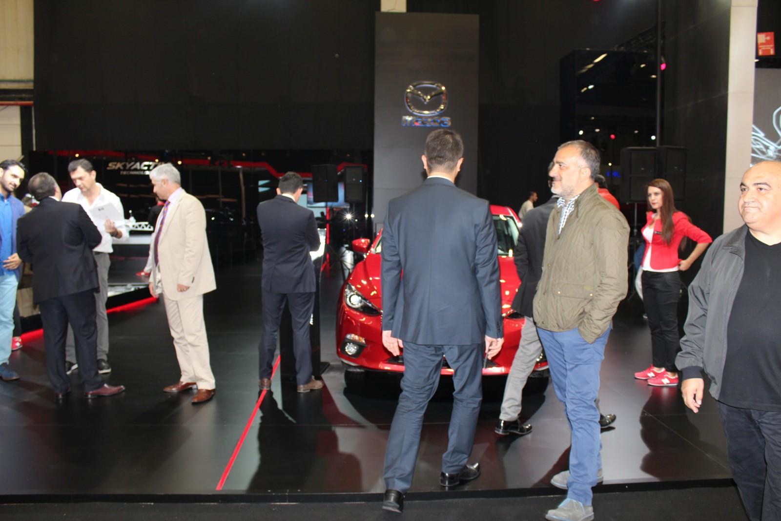 MazdaClubTR IstanbulAutoshow2015 030