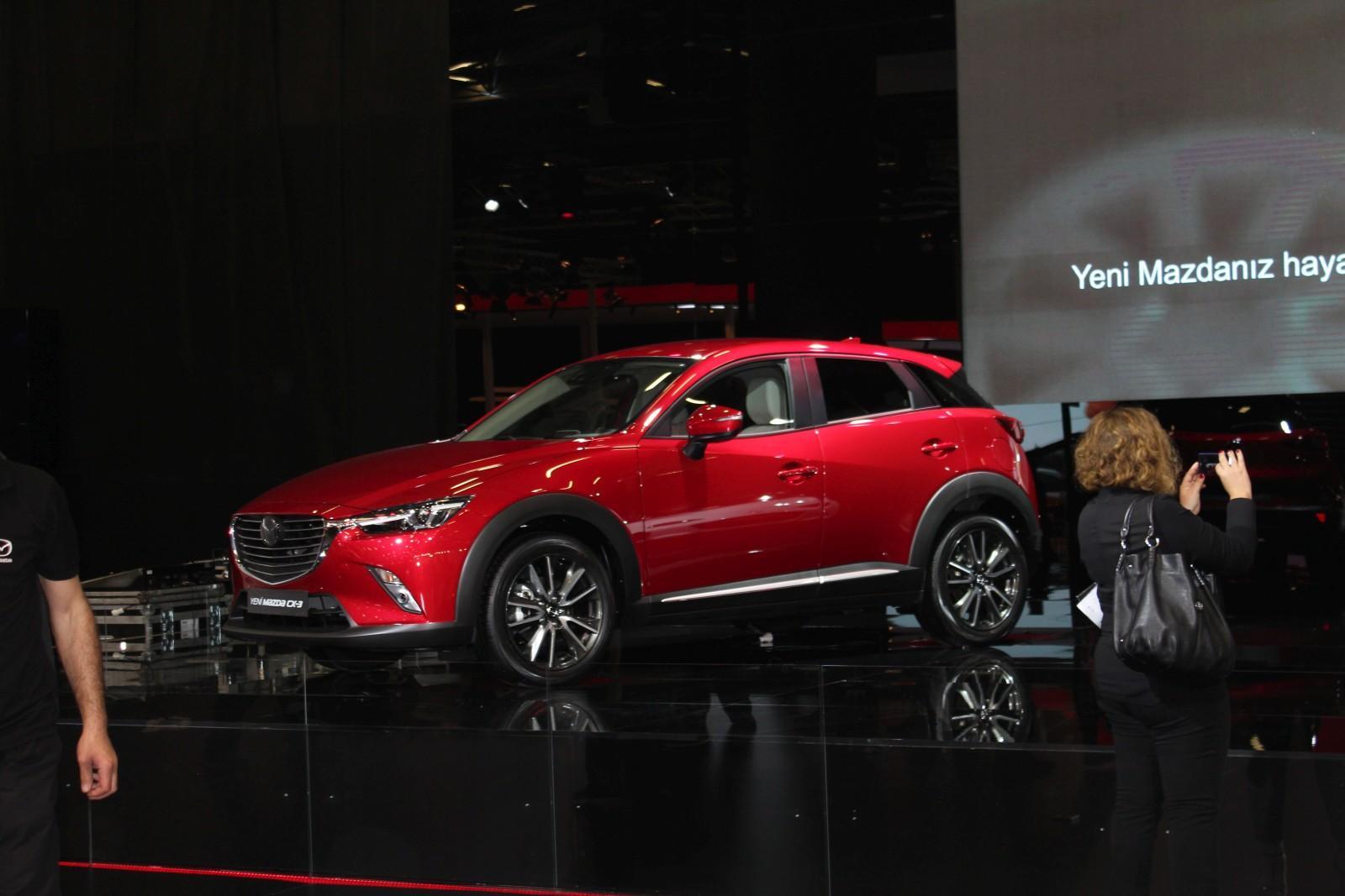 MazdaClubTR IstanbulAutoshow2015 011