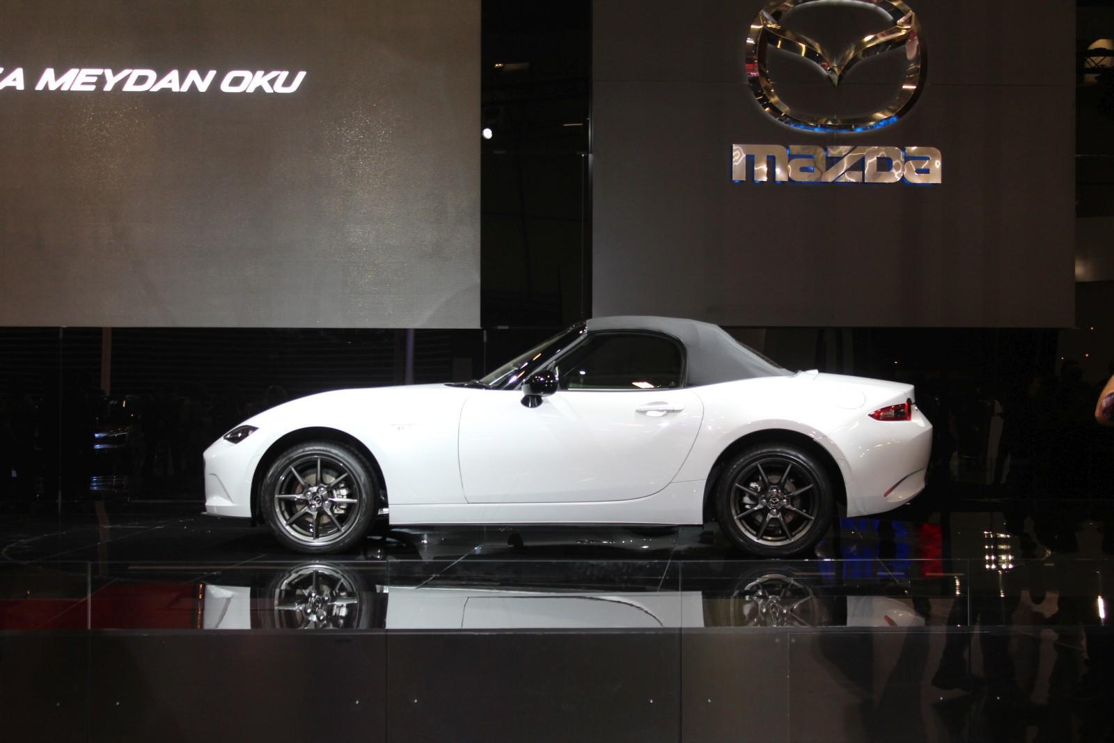 MazdaClubTR IstanbulAutoshow2015 012