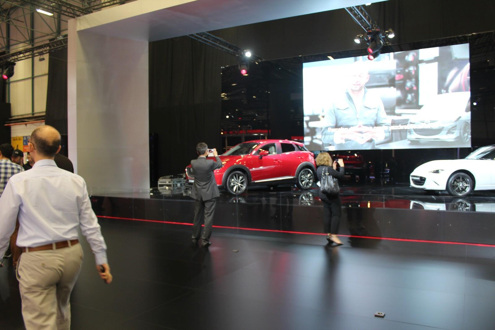 MazdaClubTR IstanbulAutoshow2015 010