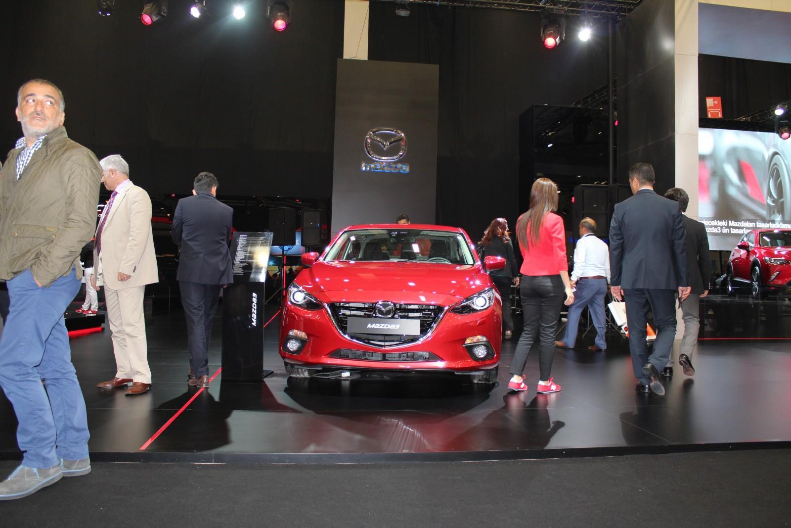 MazdaClubTR IstanbulAutoshow2015 031