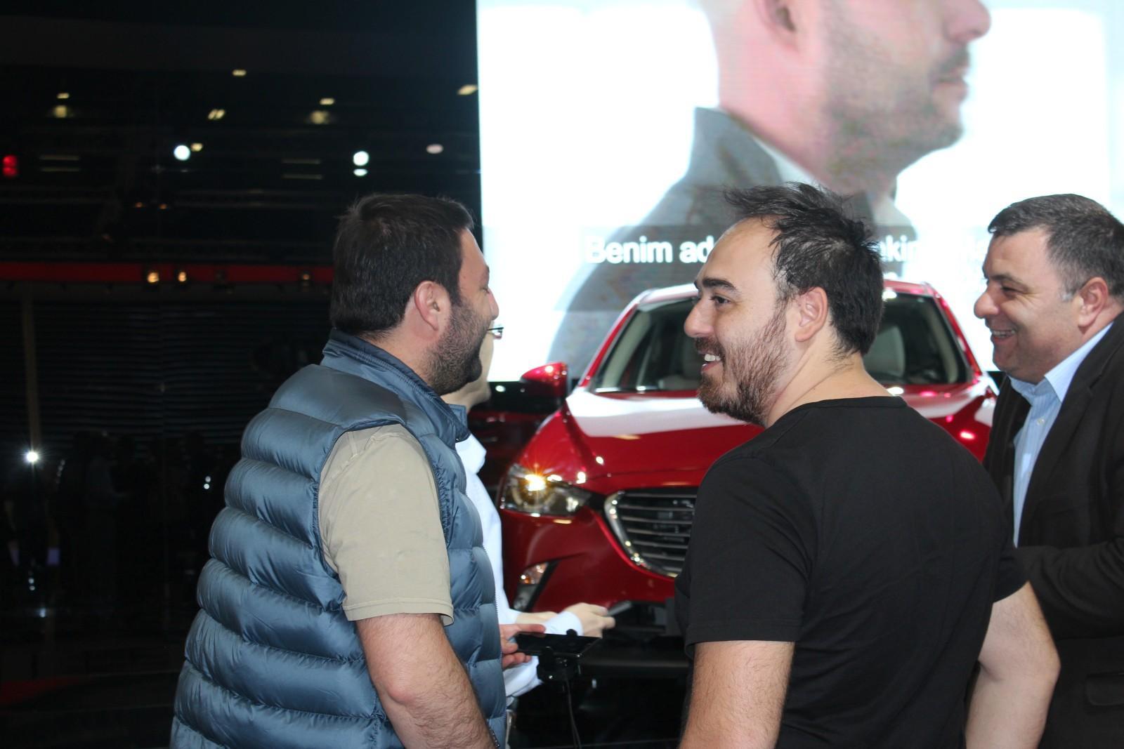 MazdaClubTR IstanbulAutoshow2015 018